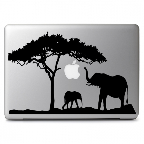 Android Decal Sticker for Macbook Pro Air