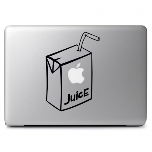 Apple Juice Box - Apple Macbook Air Pro 11