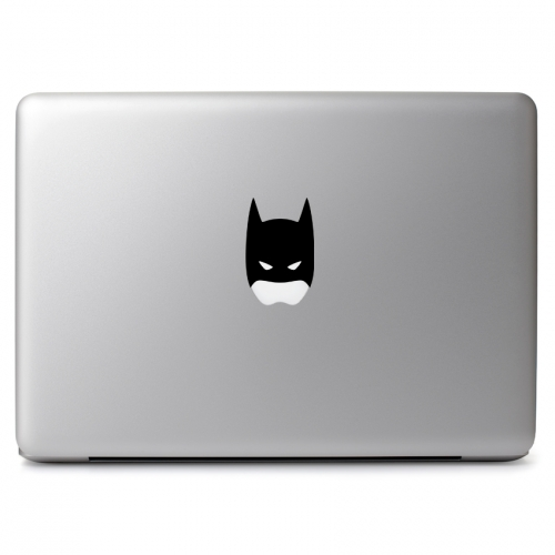 DC Comics Batman Mask Ben Affleck'€™s Butt Chin Face - Apple Macbook Air Pro 11