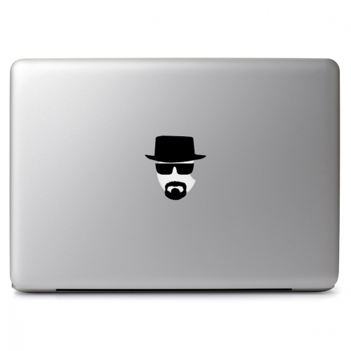 Breaking Bad Walter White Heisenberg Face - Apple Macbook Air Pro 11