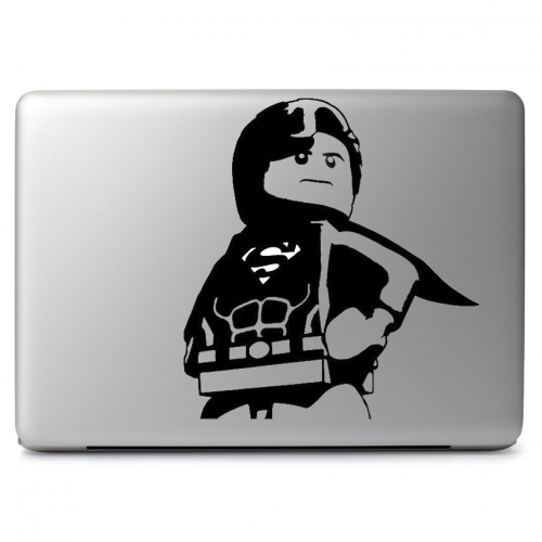 Lego Superman . - Apple Macbook Air Pro 11