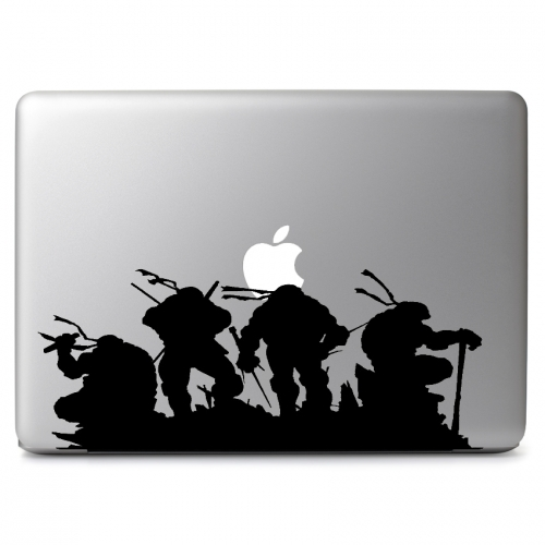Teenage Mutant Ninja Turtles - Apple Macbook Air Pro 11