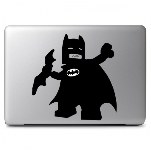 DC Comics Lego Batman Minifigure Bat Boomerang - Apple Macbook Air Pro 11