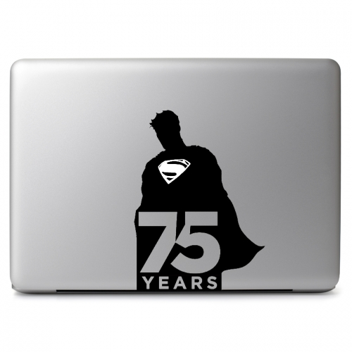 Superman 75th Anniversary - Apple Macbook Air Pro 11