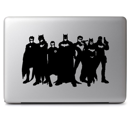 DC Comics Batman Team - Apple Macbook Air Pro 11