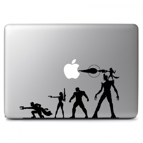 Guardians of the Galaxy Team - Apple Macbook Air Pro 11