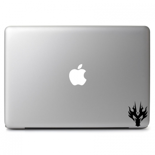 Kamen Rider Ryuga Logo - Apple Macbook Air Pro 11