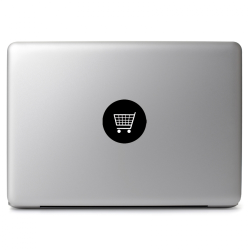 Shopping Cart Logo - Apple Macbook Air Pro 11