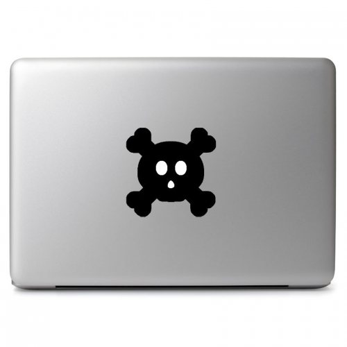 Skull Face - Apple Macbook Air Pro 11