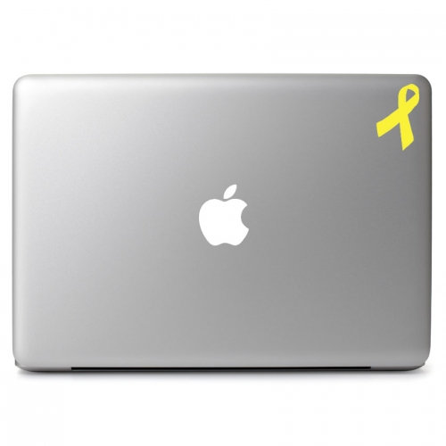 Yellow Ribbon - Apple Macbook Air Pro 11