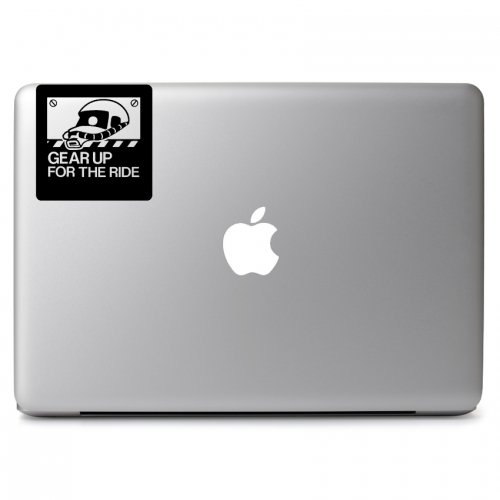 Zaku Logo Gundum - Apple Macbook Air Pro 11