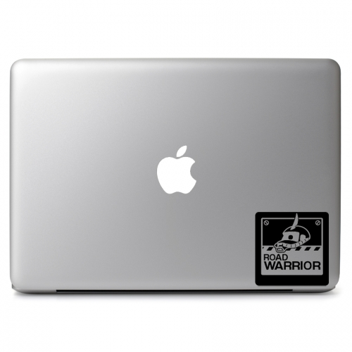 Gundum Zaku Team Leader Logo - Apple Macbook Air Pro 11
