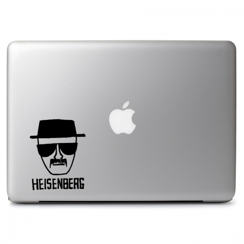 Heisenberg Breaking Bad Drawing - Apple Macbook Air Pro 11