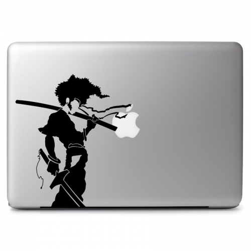 Afro Samurai Anime - Apple Macbook Air Pro 11