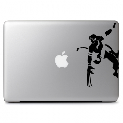 Capcom Street Fighter Vega - Apple Macbook Air Pro 11