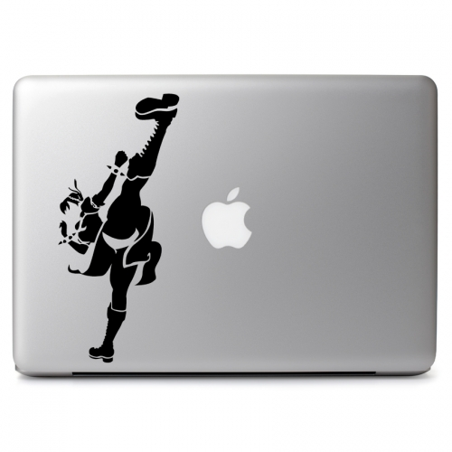 Capcom Street Fighter Chun-Li - Apple Macbook Air Pro 11