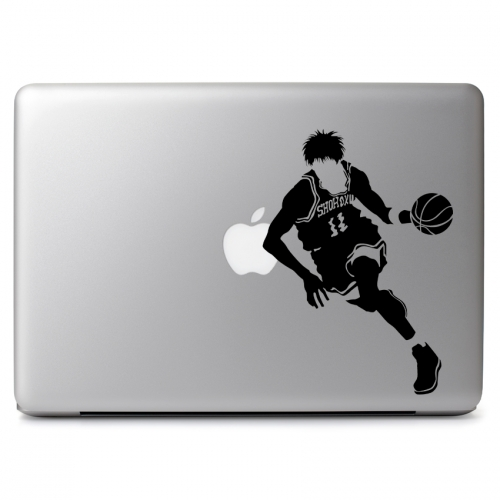 Slam Dunk Kaede Rukawa Basketball - Apple Macbook Air Pro 11