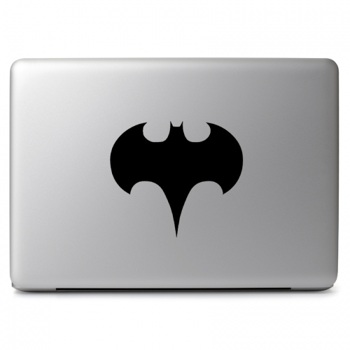 DC & Dark Horse Comics 2007 Superman and Batman versus Aliens and Predator Logo - Apple Macbook Air Pro 11