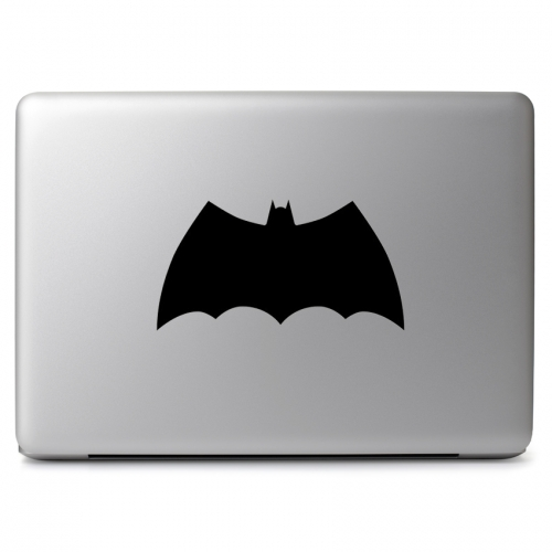 DC Comics 2008 Batman: The Brave and the Bold Logo - Apple Macbook Air Pro 11