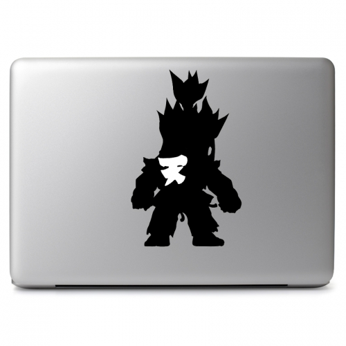 Akuma Street Fighter - Apple Macbook Air Pro 11