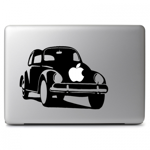 Apple Vintage Car - Apple Macbook Air Pro 11