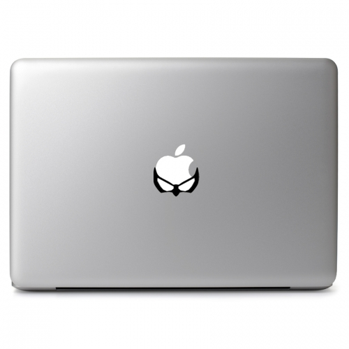 Bat Superhero Mask - Apple Macbook Air Pro 11