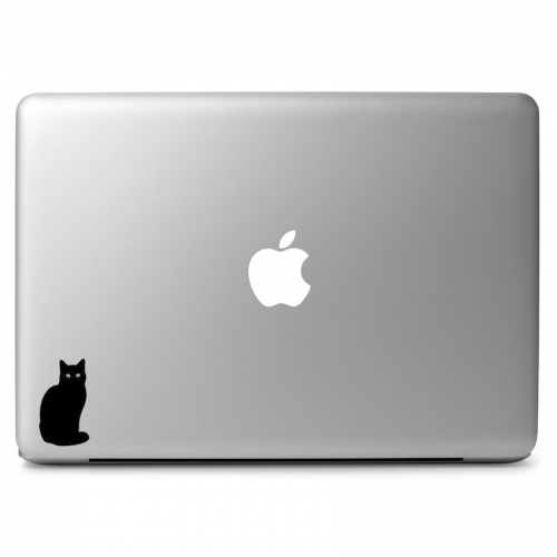 Black Cat - Apple Macbook Air Pro 11