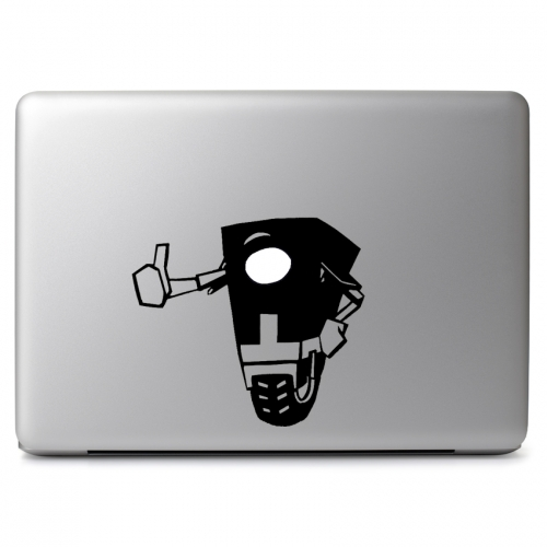 Borderlands Claptrap - Apple Macbook Air Pro 11