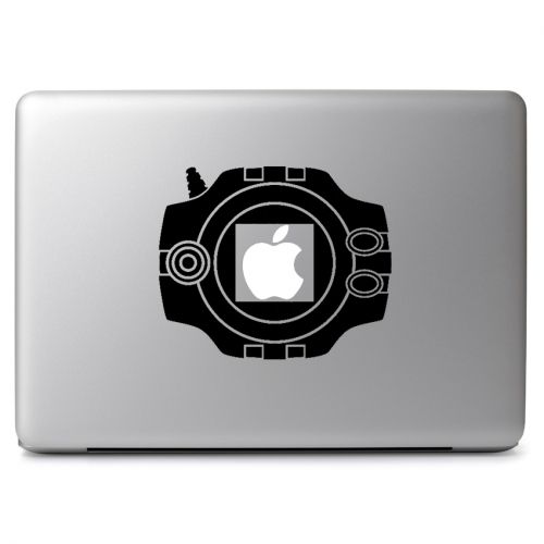 Digivice Digimon Machine - Apple Macbook Air Pro 11