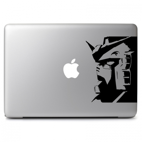 Gundam Head - Apple Macbook Air Pro 11