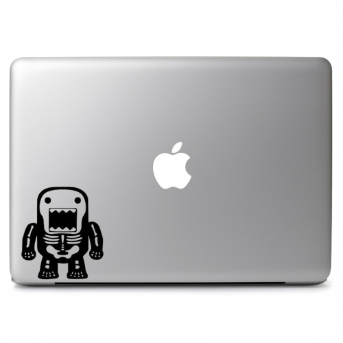Halloween Domo - Apple Macbook Air Pro 11