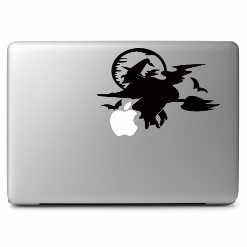 Halloween Witch - Apple Macbook Air Pro 11