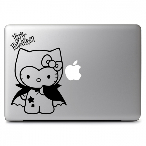 Hello Kitty Halloween - Apple Macbook Air Pro 11