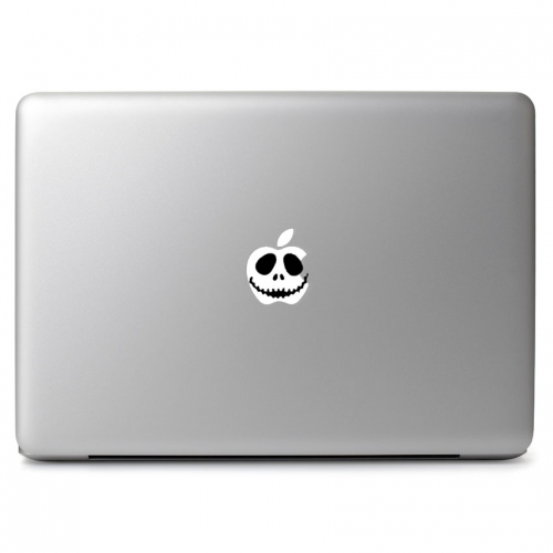 Jack Skellington Smiling Face - Apple Macbook Air Pro 11