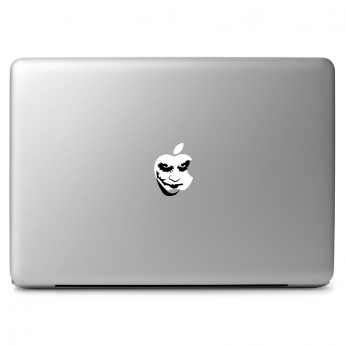 Joker's Face - Apple Macbook Air Pro 11