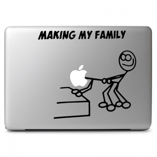 NSFW Making My Family - Apple Macbook Air Pro 11