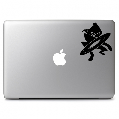 "Japanese Ninja - Apple Macbook Air Pro 11"" 13"" 15"" 17"" Vinyl Decal Sticker"