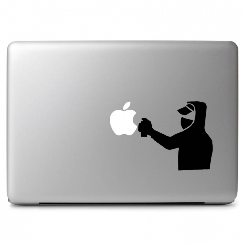 Graffiti Artist - Apple Macbook Air Pro 11