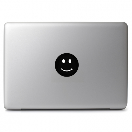 Smiley Face - Apple Macbook Air Pro 11