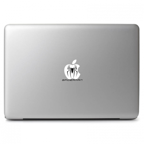 Spiderman Logo - Apple Macbook Air Pro 11