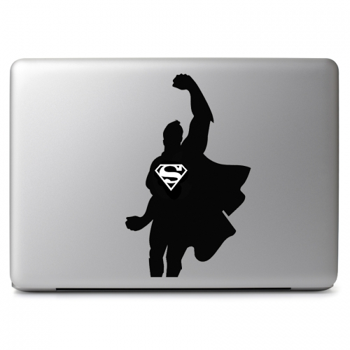 Superman Flight - Apple Macbook Air Pro 11
