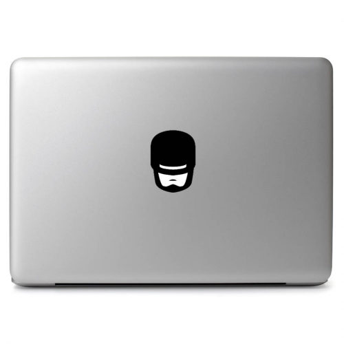 Robocop Head - Apple Macbook Air Pro 11