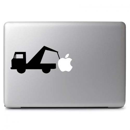 Tow Truck - Apple Macbook Air Pro 11
