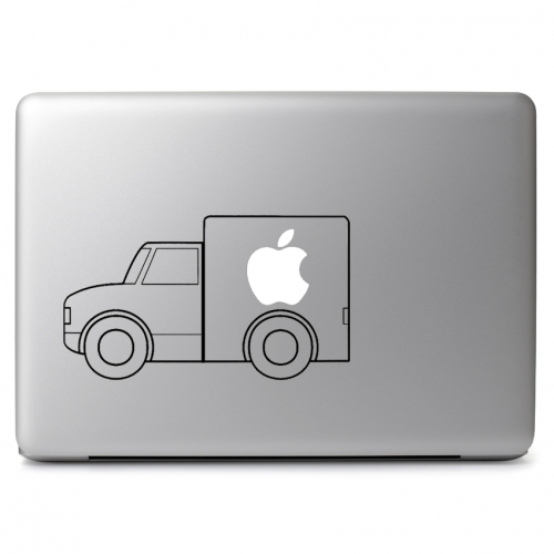 Apple Truck Car Vehichle - Apple Macbook Air Pro 11