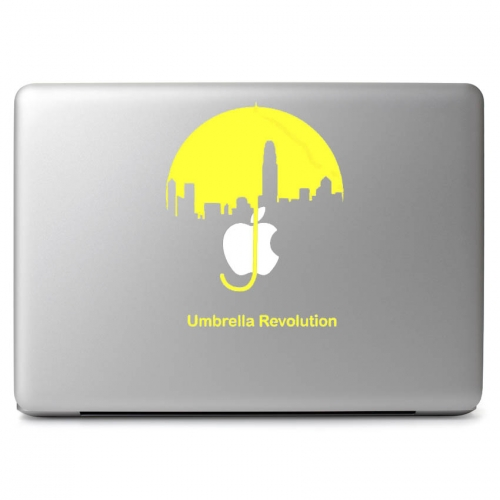 Hong Kong Umbrella Revolution - Apple Macbook Air Pro 11