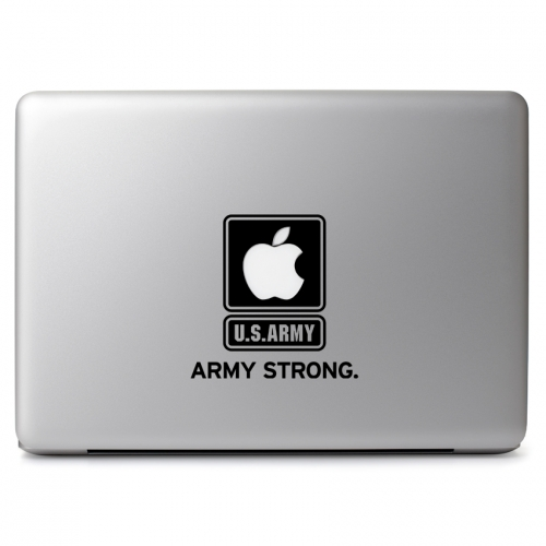 U.S. Army Strong Logo - Apple Macbook Air Pro 11