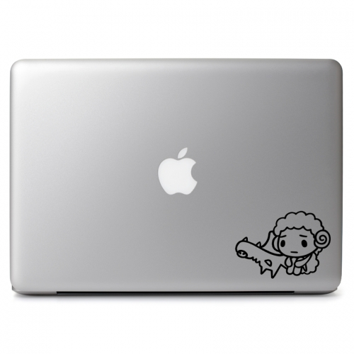 Podolly Sitting (Sheep in Wolf's Clothing) - Apple Macbook Air Pro 11