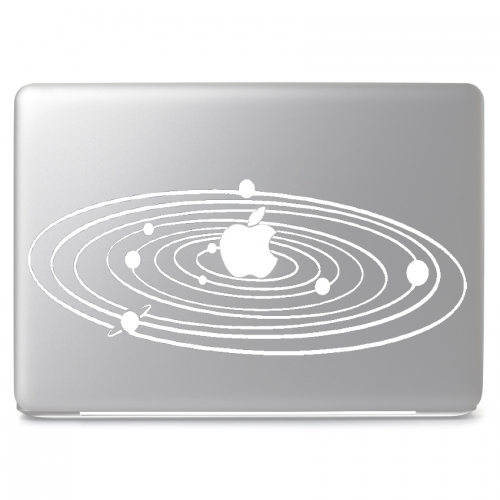 Apple Eight Planets Solor System Planetary Galaxy - Apple Macbook Air Pro 11