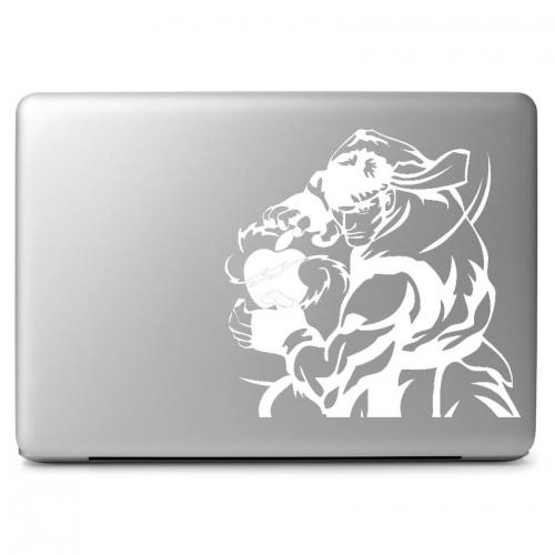 Street Fighter Ryu Hadouken - Apple Macbook Air Pro 11