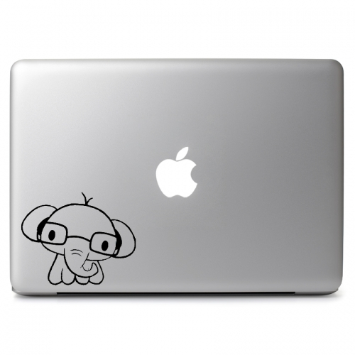Glasses Elephant - Apple Macbook Air Pro 11